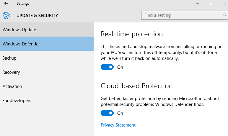 Windows Defender's Real-time protection prevents me from almost everything 3390f519-9968-4694-887a-f58cdef927b4.png