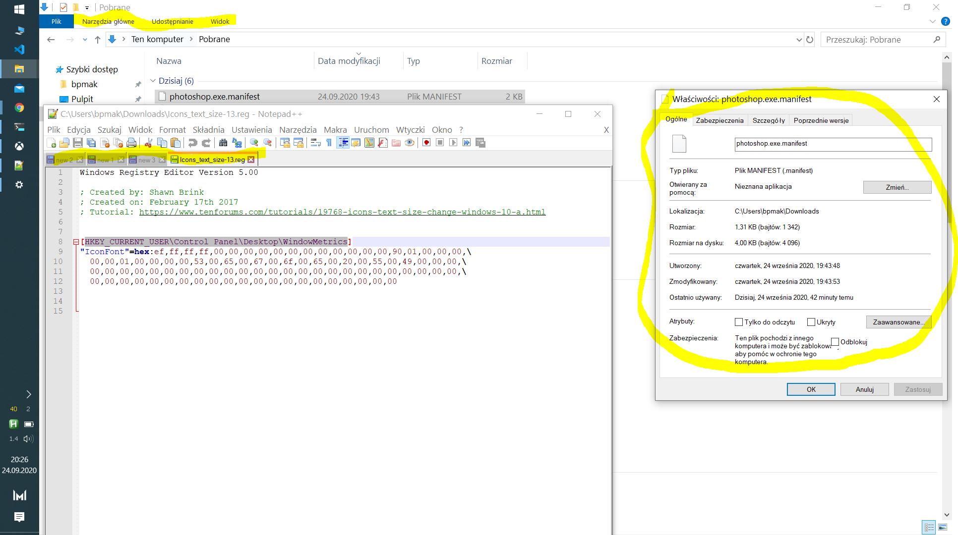 Application properties font size. 36255594-0e73-4c68-984d-552cf1c43664?upload=true.png