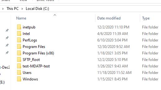"""ATP verification PS script Error on CMD """"Access Denied"""" 366b0f6f-94d6-40fd-8f1c-2b6664affdab?upload=true.png"""