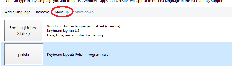 """How do I make it so """"Polish Programmers"""" is the only available keyboard? It annoys me that... 37102af8-be97-4ad0-b94a-9339f4c28105.png"""