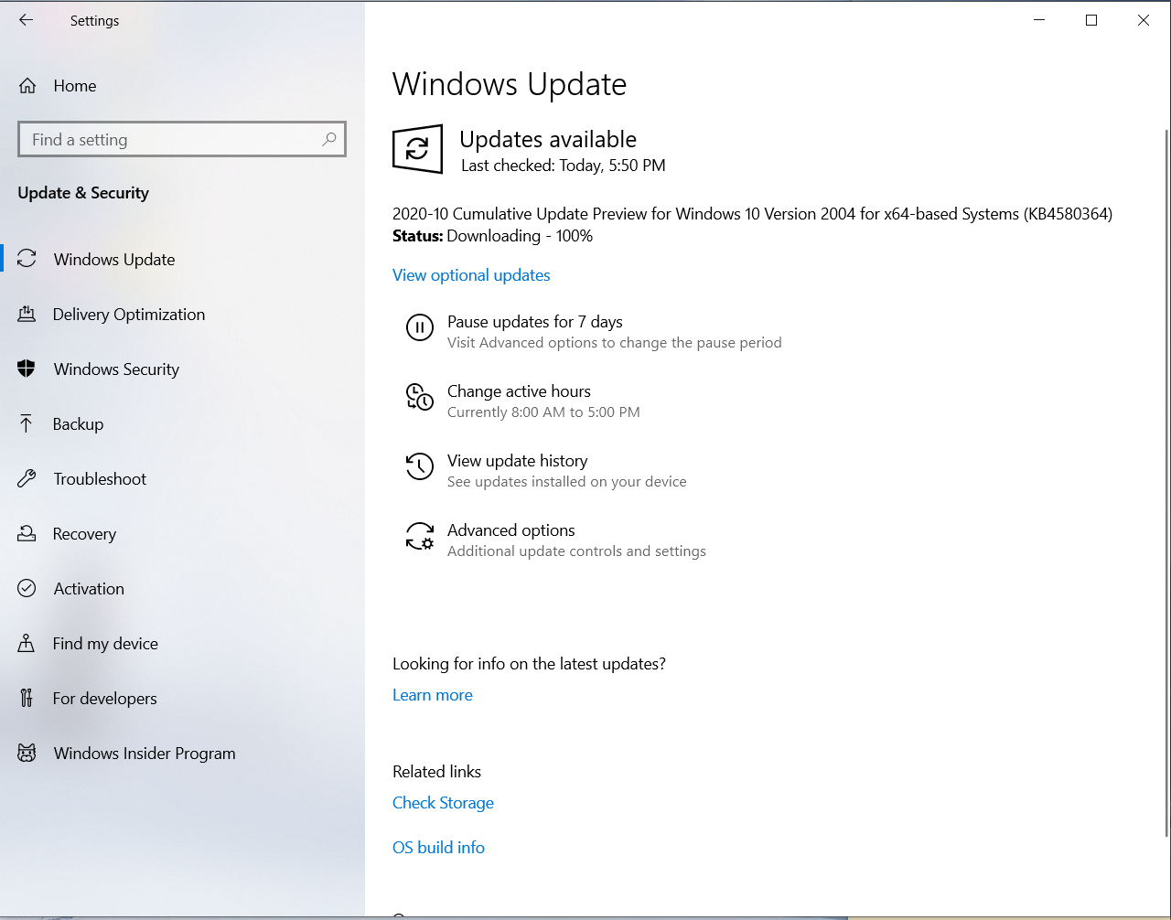 2020-10 Windows update stuck at 100% 37e45d5c-feb4-4758-af70-e368686cd7fd?upload=true.png