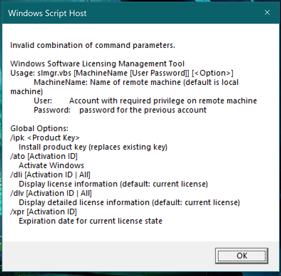 Windows Script Host pop up on startup ever since virus removal and reinstall of windows 10 pro 3895cd8f-2481-47dc-ac4b-c5377e970b3a?upload=true.png