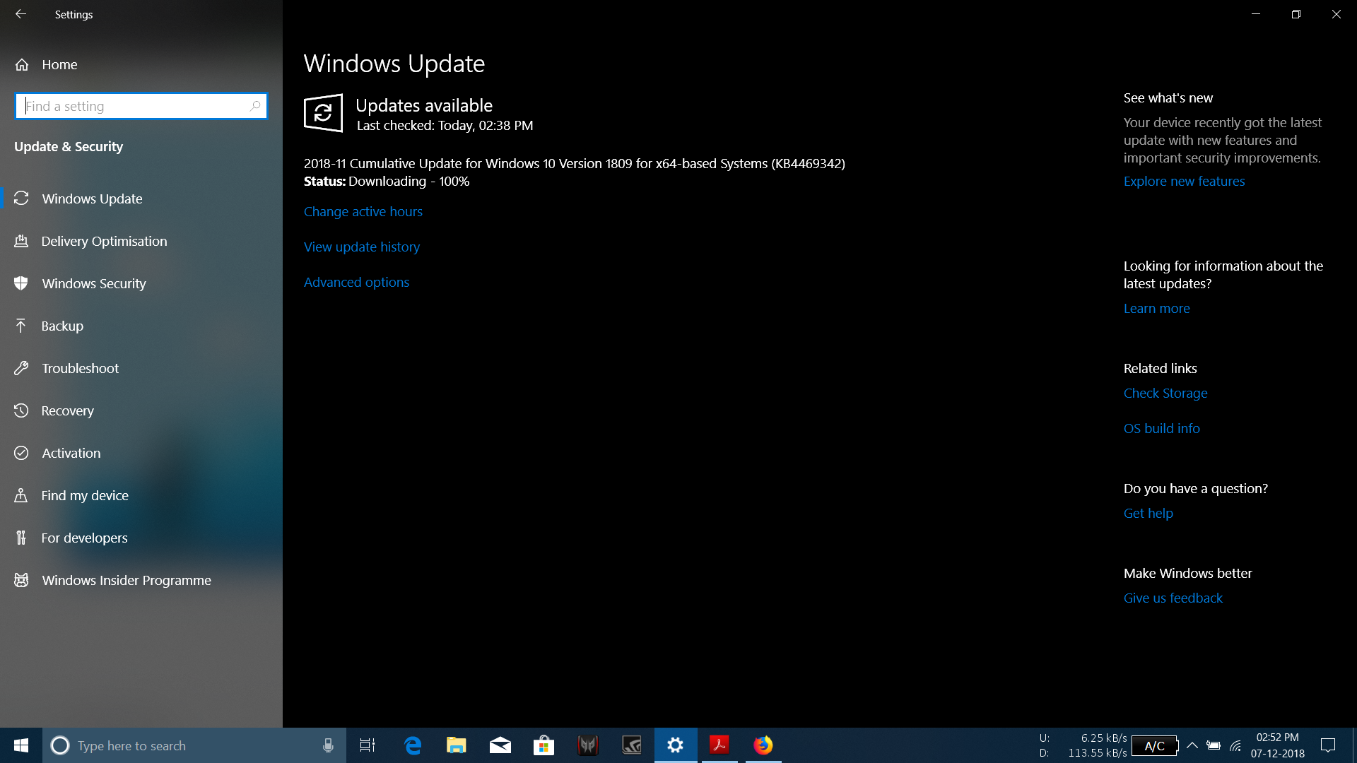 Windows Update tries to install an already-installed update. 3ab249ce-7e99-42e7-94d2-0c8590592cc9?upload=true.png