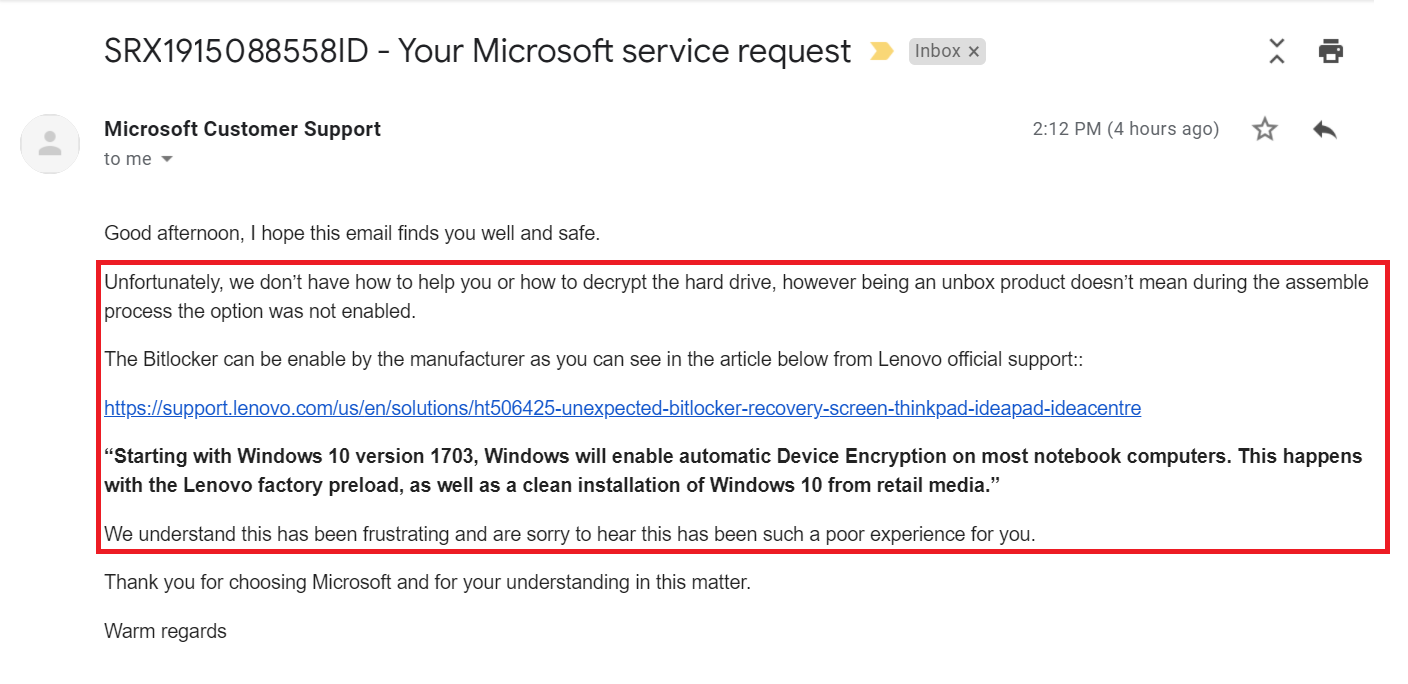 BitLocker recovery screen asking me for a key but I never installed it 3d56140b-e8bd-4dad-bee7-047bfe21c276?upload=true.png