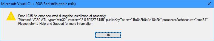 Microsoft Visual C++ 2005 Redistributable Windows 10 Compatibility 3da44f1f-ef4b-4edc-87b8-41d56a5ae3bc?upload=true.png