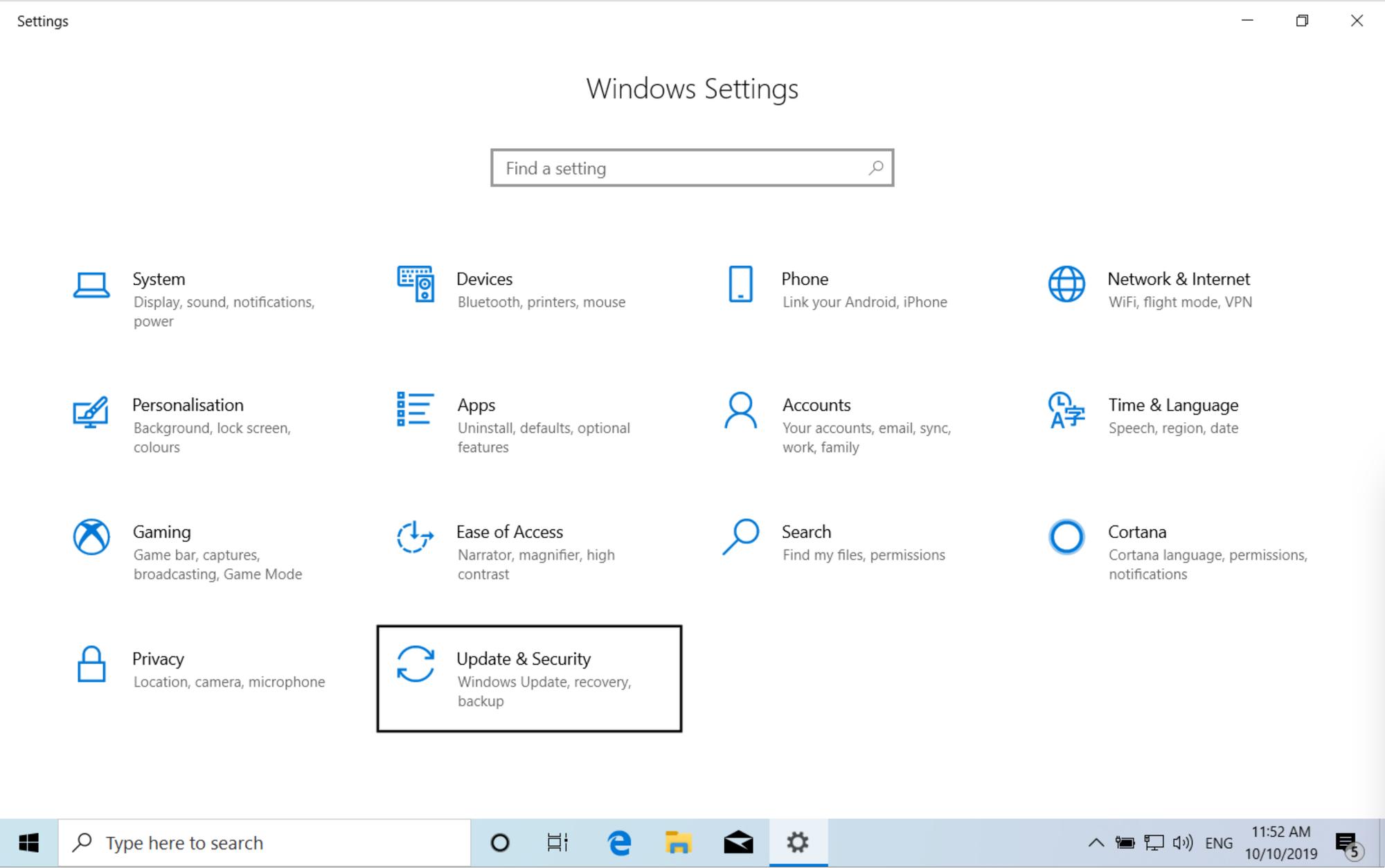 How to Install the Latest Windows 10 Feature Update Using Windows Update 3fe1ffbc-0686-4b38-9e53-c1b097727cff?upload=true.png