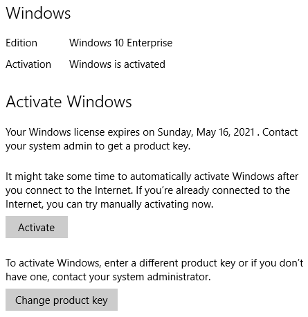 Windows 10 shows it has been activated, but still requests activation 406ae58f-c089-4ac6-a053-6adea9ff98bf?upload=true.png