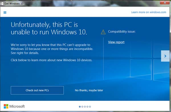 My CPU is on the Windows11 compatibility list, but the Checker says it is not. I5-6300HQ... 417c1062-34da-41e9-843b-b5111b291b3d.jpg