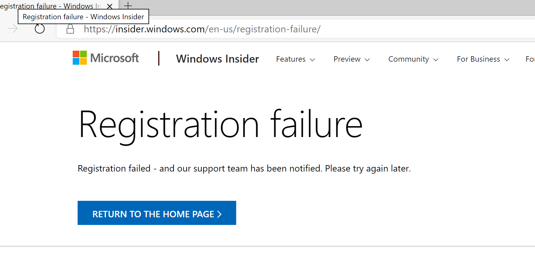 Cannot register for Windows Insider Program 41eff224-92ce-4316-8540-353424ab6f9b?upload=true.png