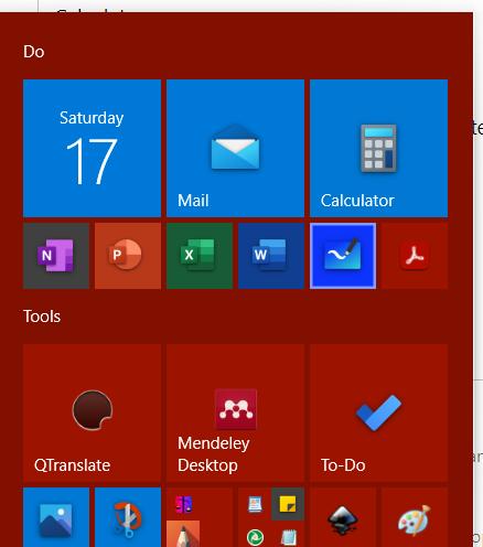 How do i repair accent color and tile menu color disparity? 4296c880-5a68-410e-ad05-9f8ec3a99207?upload=true.png