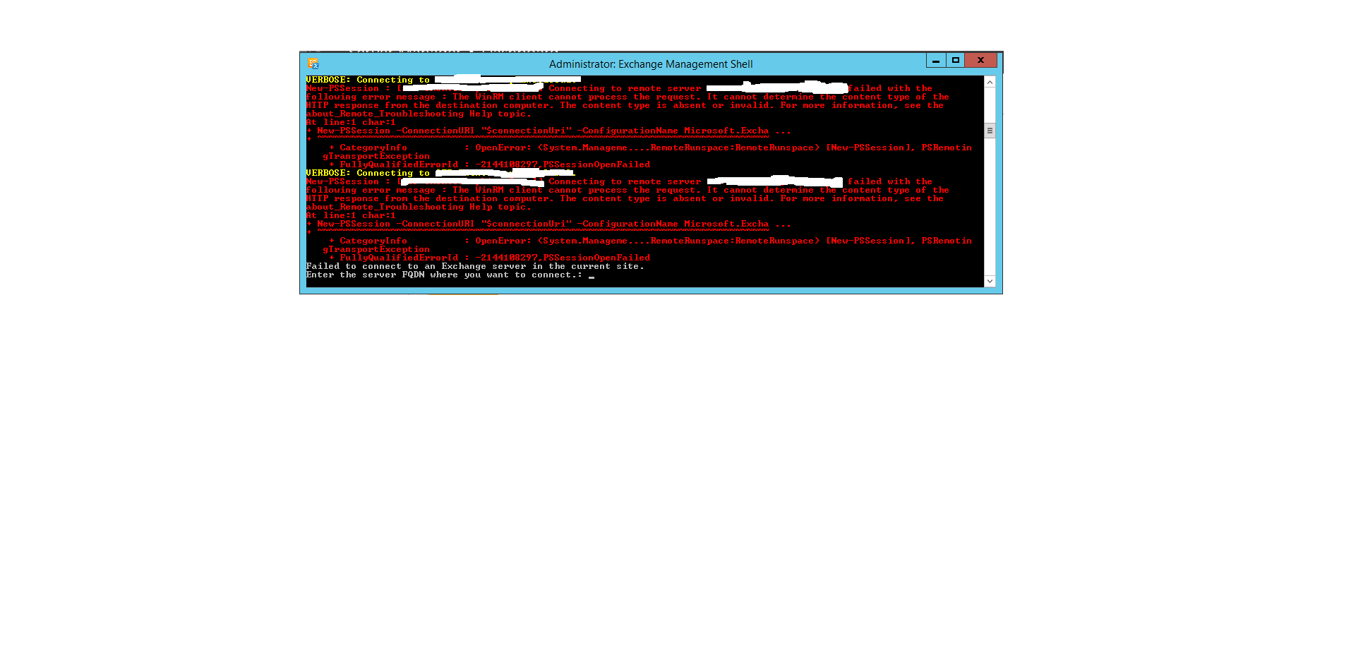 Fix: Blank page when loading ECP on Exchange 2013 43746770-e05e-4742-9359-2fdcecb32487?upload=true.png