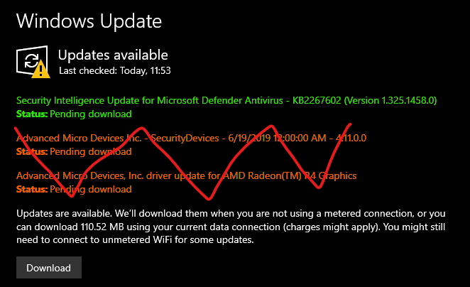 No option to cancel downloading/installing a driver update? 4446fbc3-b7bc-418c-bd46-25742efcc095?upload=true.png
