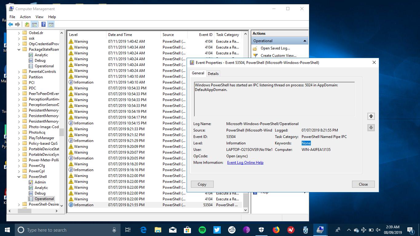 Intruder Alert!!? Executing remote command... 44d5667c-6c8c-4045-9b9a-1cfc8991aa35?upload=true.png