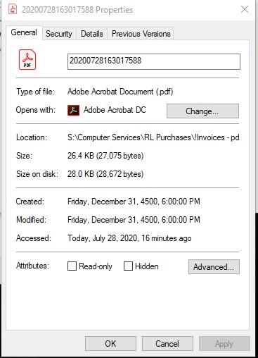 Adobe files downloaded via Outlook have a 'blank/impossible' date modified value 45c47711-e148-4b5a-b802-b146e348962e?upload=true.jpg