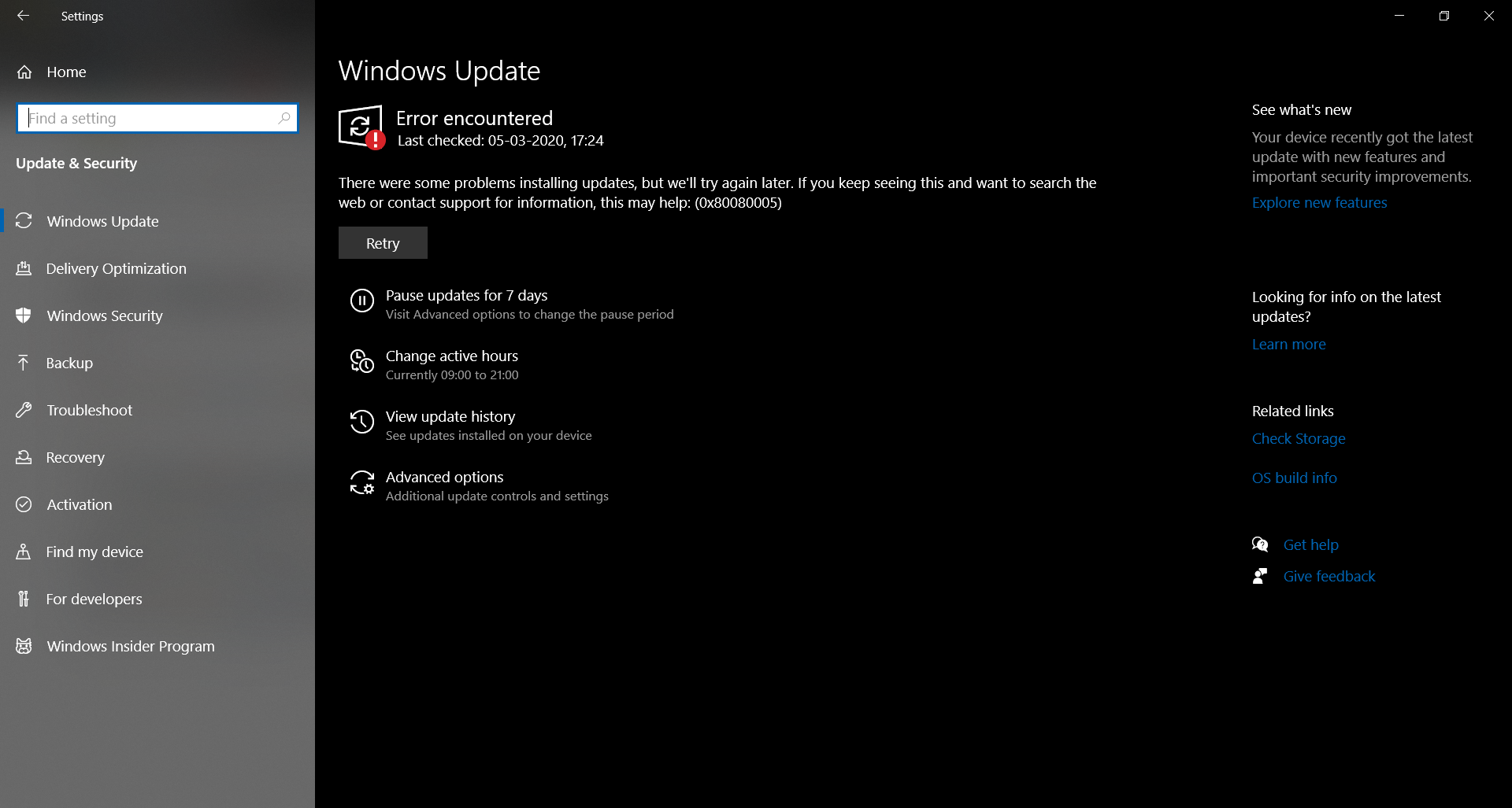 Windows Update and Windows Defender 46153ad8-91d4-4c11-88e9-320705e76a6c?upload=true.png