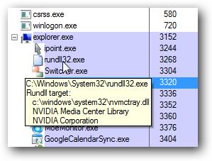 """Windows host process (Rundll32)"" causing hourglass to flash every 5s 46b7762b-f570-4f67-91d6-cdbc93658a92.png"