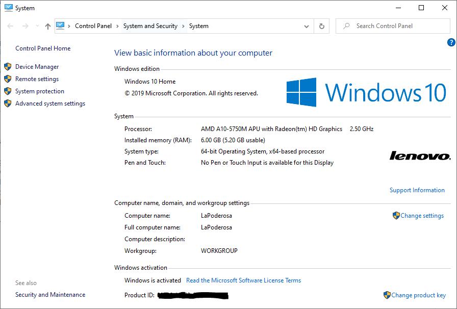 100% disk utilisation with Windows 10 - 475b5dec-93fc-4810-b0d2-bc465ff68f98?upload=true.png
