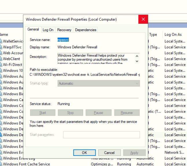 Windows Firewall Service greyed out 4894d0df-e085-4efb-b485-b355db5a767f?upload=true.png