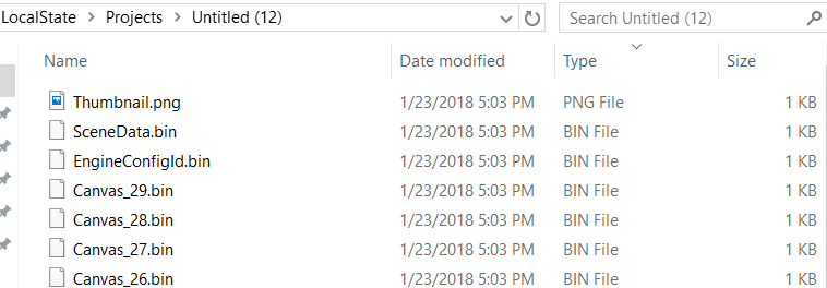 How can I open my saved Paint 3D projects? 4b93c72e-53e0-4b80-8678-5bbf943e542b?upload=true.png