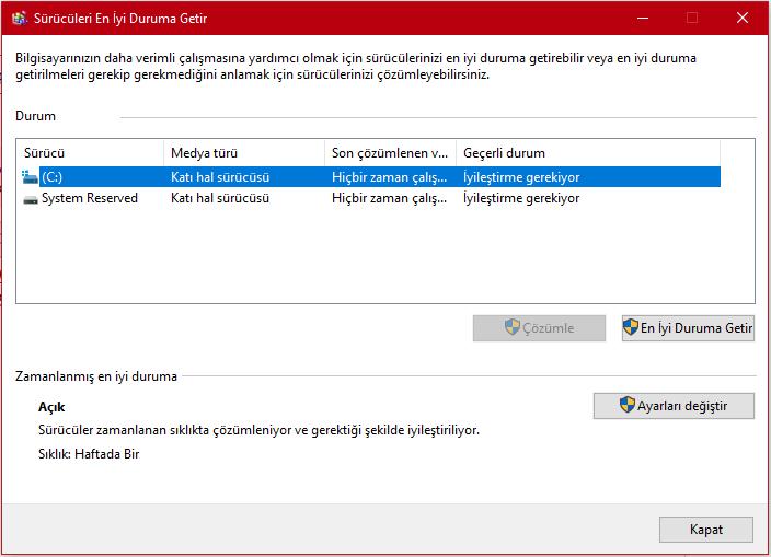 Windows 10 version 2004 disk optimization bug 4db01a79-72c7-45df-bc4b-459178d641f6?upload=true.png