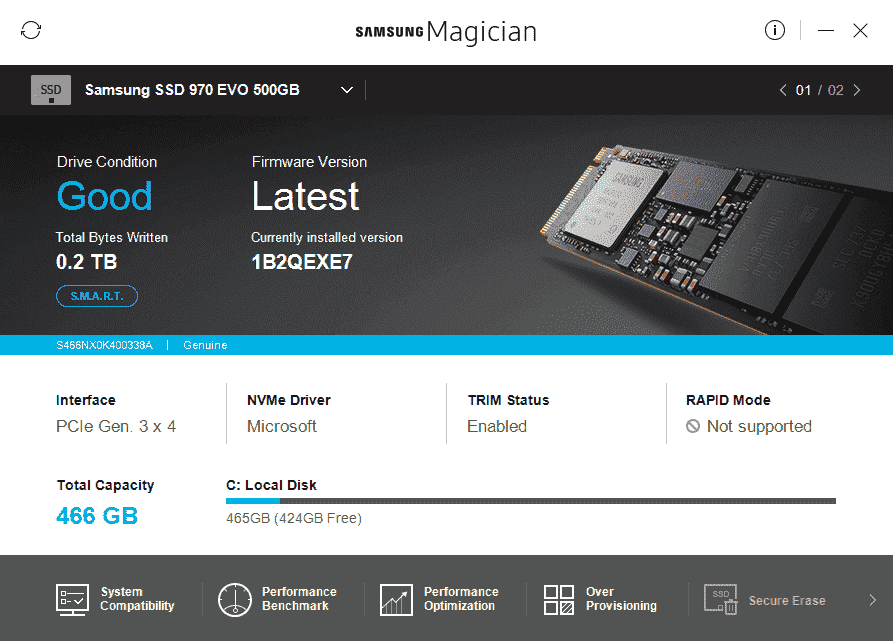Dell Precision 5510 - Upgraded HDD to SSD  Your opinion