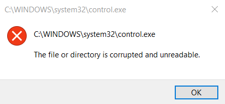The File or Directory is Corrupted and Unreadable. 50d3d4e3-8e57-4790-aab5-b1ce33d67429?upload=true.png