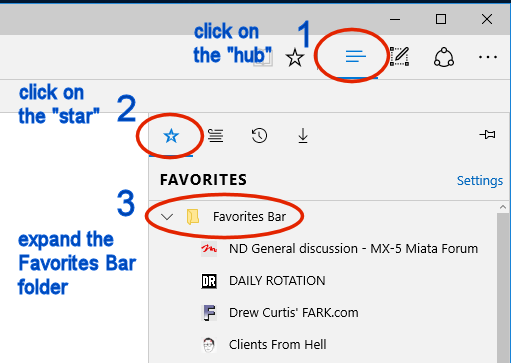 New Edge Chromium does not display favorites in horizontal view 522d956e-ac04-4c0b-a8f0-705dc82f4691.png