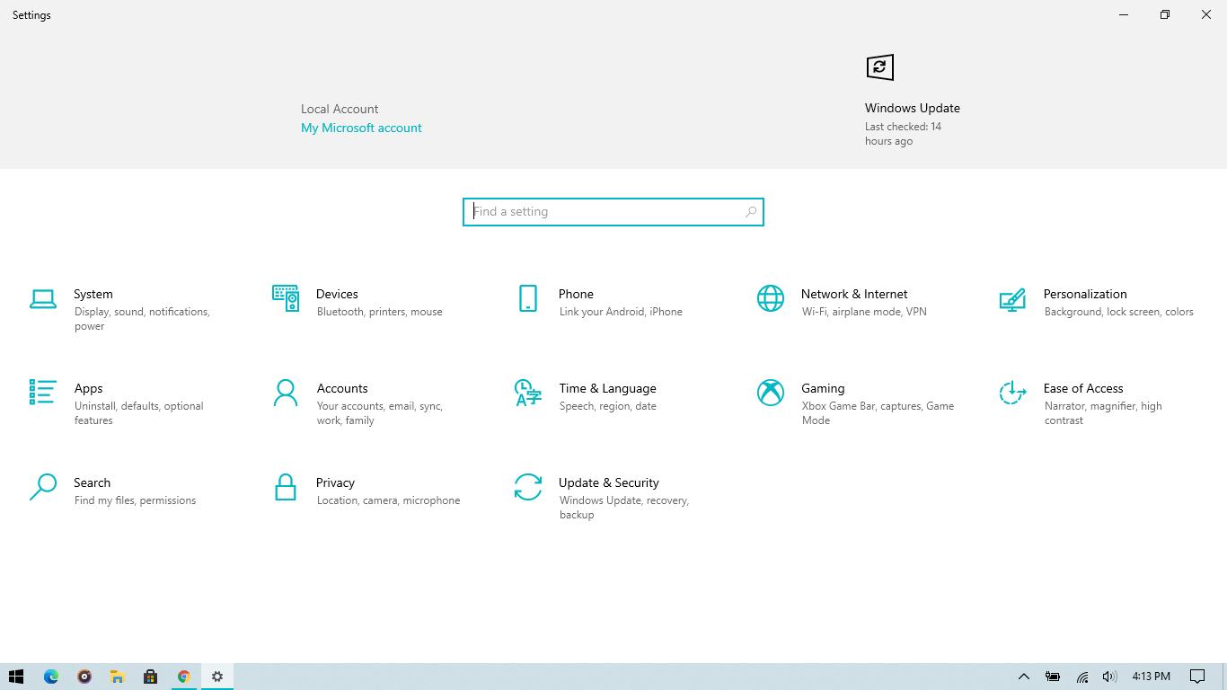 Windows 10 version 20H2 settings banner broken. How to fix ? 52faa6bd-ee6b-433d-b182-196143963186?upload=true.png