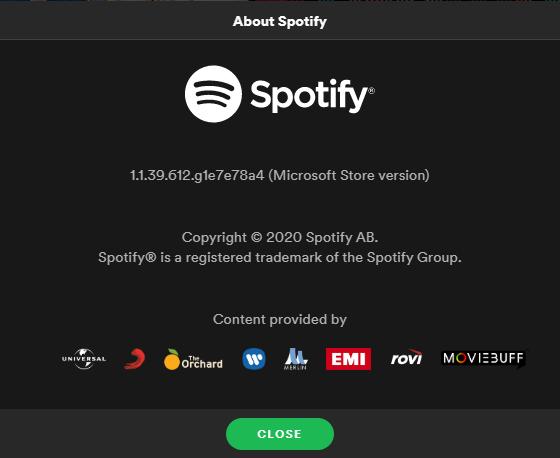 How to stop Microsoft Store from installing Spotify When I install Spotify using Desktop... 52fdb681-f199-4b3d-b95f-d89fc612950a?upload=true.png
