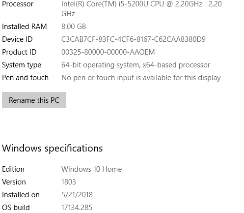 windows 10 home stuck at 100% disk usage always. 54da1ec3-062d-4ab6-9cc2-133e75d3759f?upload=true.png