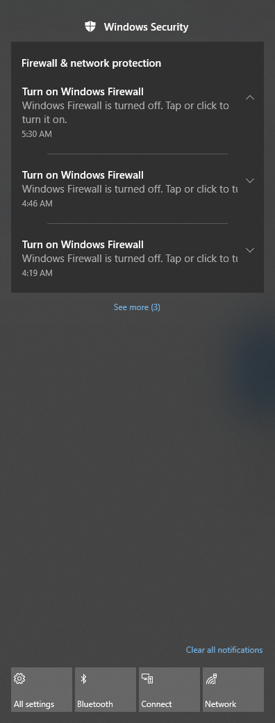 How to disable Firewall & Network Protection Notifications (new) 559bc289-e3fc-4a2d-a096-7e866f68a79c?upload=true.png