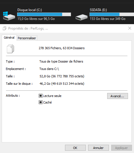 What happened to my free disk space ? 55aed539-d707-422e-bb35-9d07096c05f5?upload=true.png