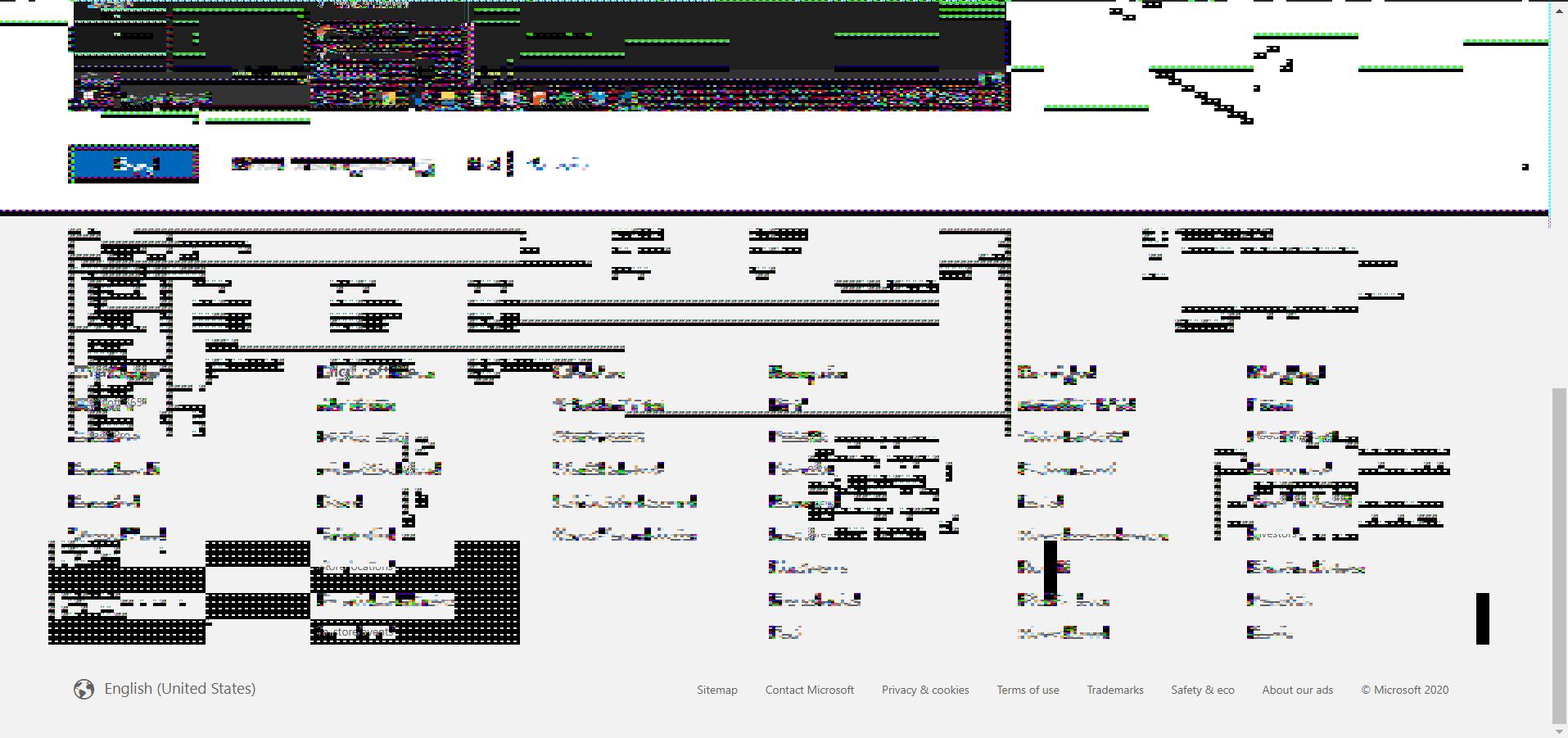 UI Glitches all around the system 55c3a733-ae60-4de9-aebe-56340d809e46?upload=true.png