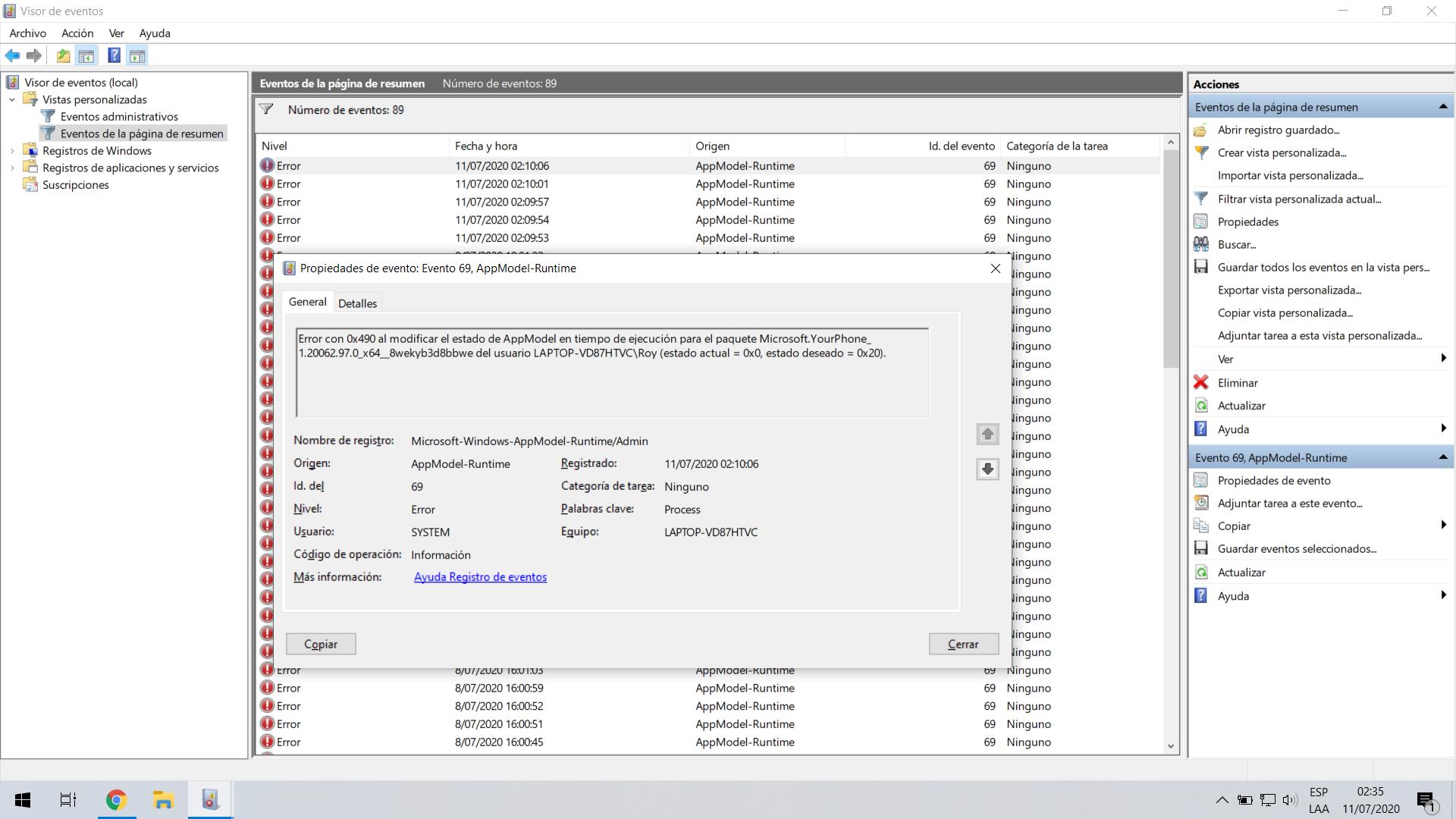 Error AppModel-Runtime 69 [MANY] 55d23de7-106b-40f6-a0d7-900a20daf933?upload=true.png