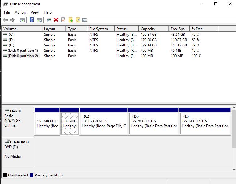 New Drive- H in windows 10 after May 2020 update 5716e292-a6f0-4b1f-9b05-ffef8eaac30d?upload=true.png