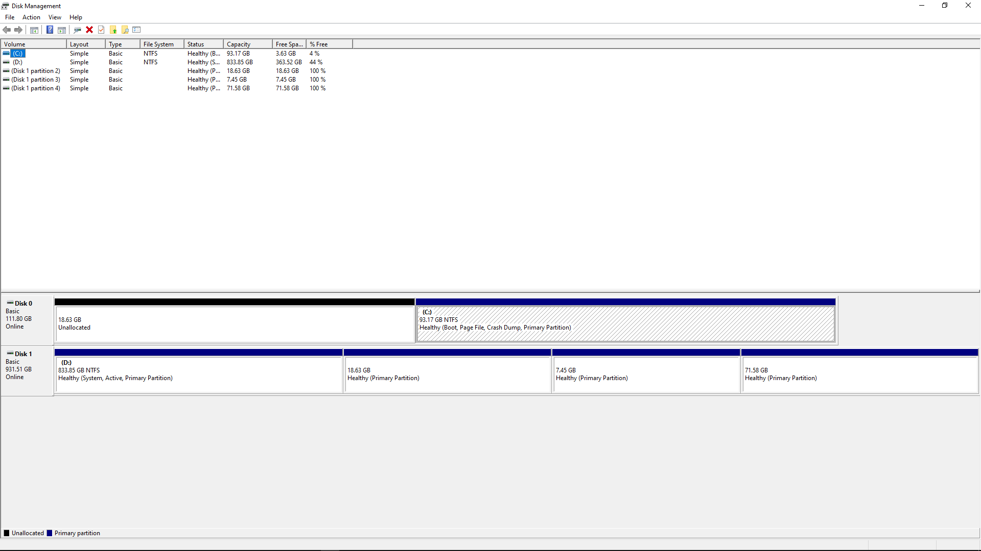 Idk how my c drive becomes full without me installing anything in it 57646909-22c0-48ce-b624-c2cb1f6229a1?upload=true.png