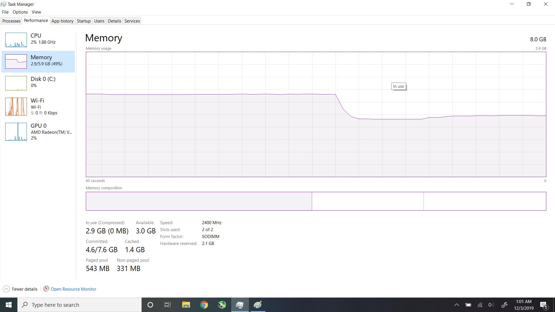 Unnatural RAM usage 5977386b-df76-455c-a9fd-f650aa5dcc8c?upload=true.png
