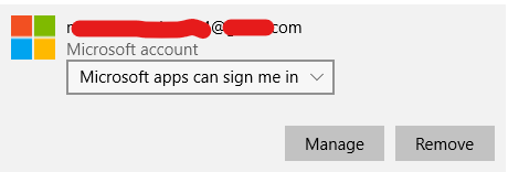 """No """"Remove"""" button for Microsoft account in Windows 10 settings? SOLVED 609fbe5f-acfa-4116-aa82-5b91962a3648?upload=true.png"""