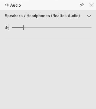 Xbox Game Bar - Missing audio mixer bug 60f145ea-e940-4f04-a916-f79e664003a1?upload=true.png