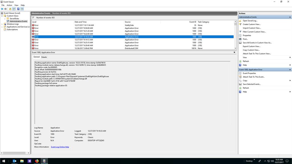 Draftsight crashes 636332b1-fbbe-4b59-9266-756c4f64f902.png
