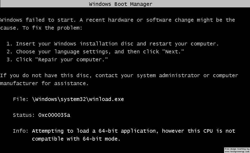 VMware Player not compatible 64bit.jpg