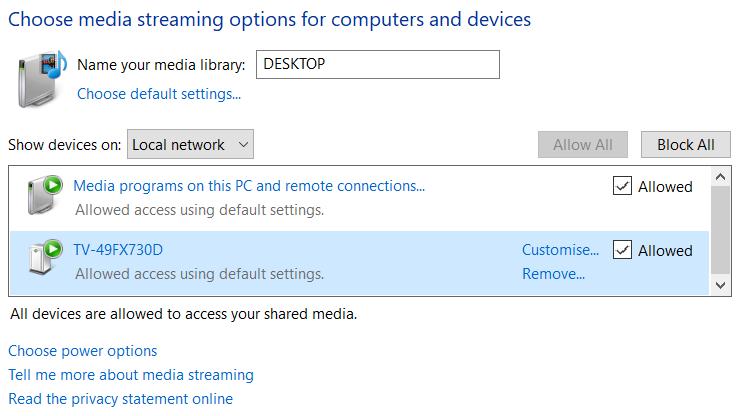 Mirroring Desktop on PC Windows 10 to a smart TV via ethernet cables network. 6514f344-8447-48e8-89ff-29fc81b01e9c?upload=true.png