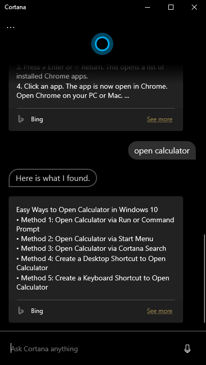 Cortana search is not` opening apps just showing the way to open 65faaf73-589f-44f4-8fe9-c490c150340d?upload=true.png