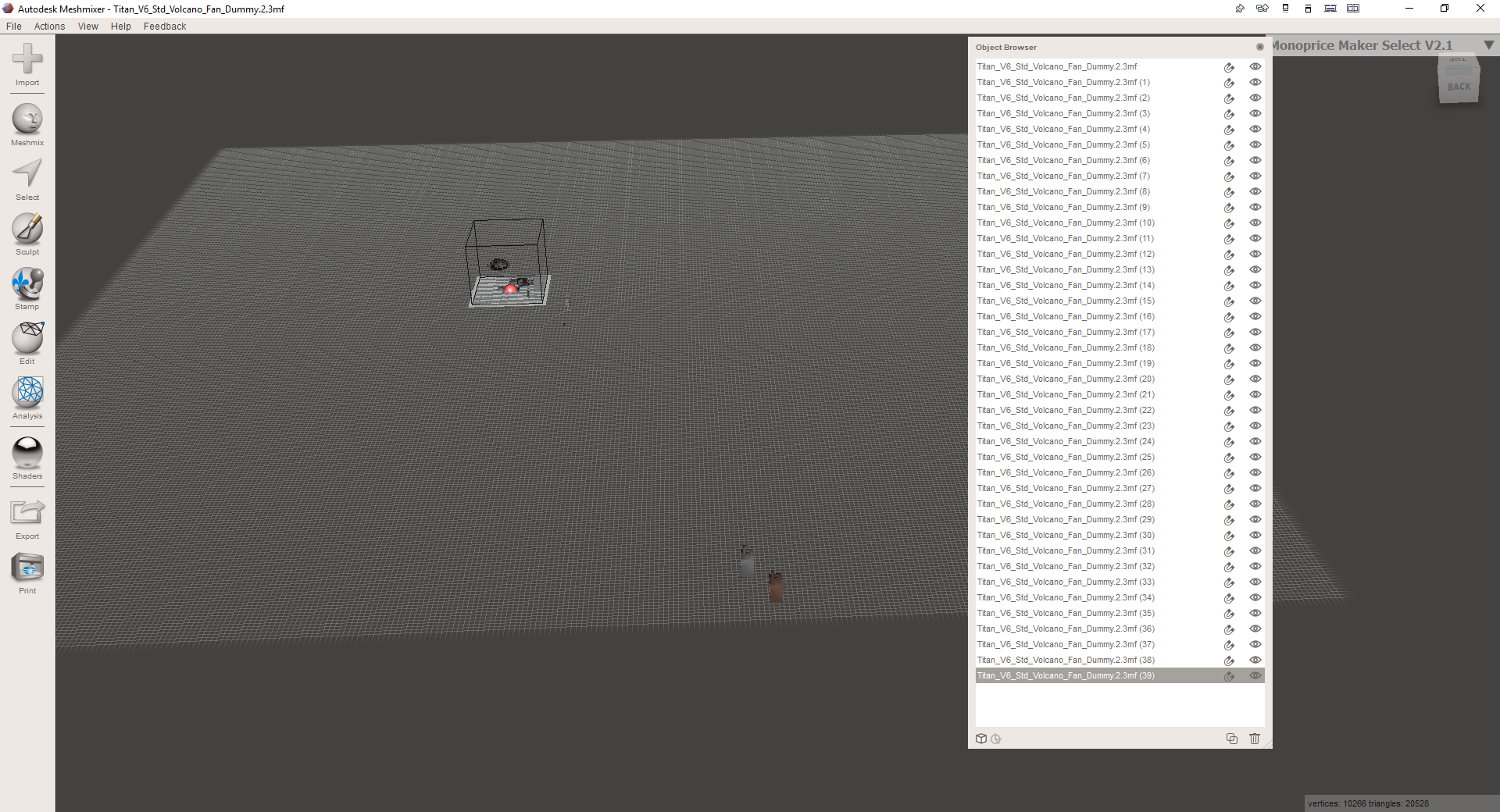 When editing models with 3D Builder it introduces corruption causing merge and repair... 663b1245-9ca3-4484-b18d-1a25243a8198?upload=true.png