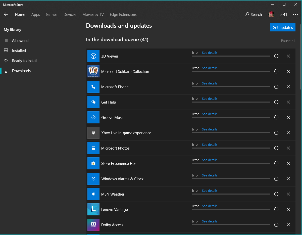 Windows Store apps won't update. How can I fix this? 670561a8-6f57-4856-bcea-91e9a4267f01?upload=true.png
