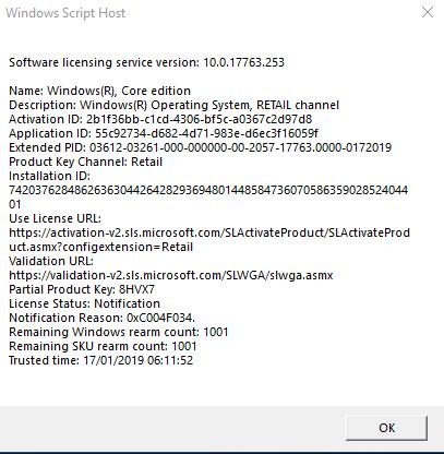 Reactivating Windows 10 after a hardware change, error 0xC004F025 & 0x803fa067 670b0998-128b-4515-9a2b-1ec517659ddd?upload=true.png