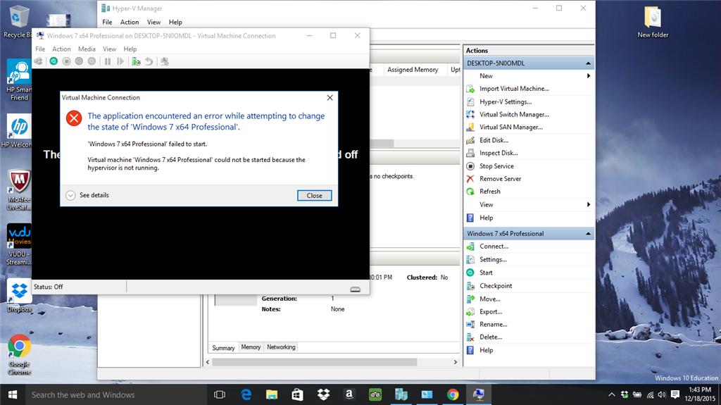 Windows hypervisor is not running 6b44dcbf-851a-407b-8e6a-1860efc4d936.png