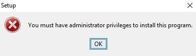 Not recognized as administrator 6bddcd9f-5f97-439b-a427-c33c837282f5?upload=true.jpg