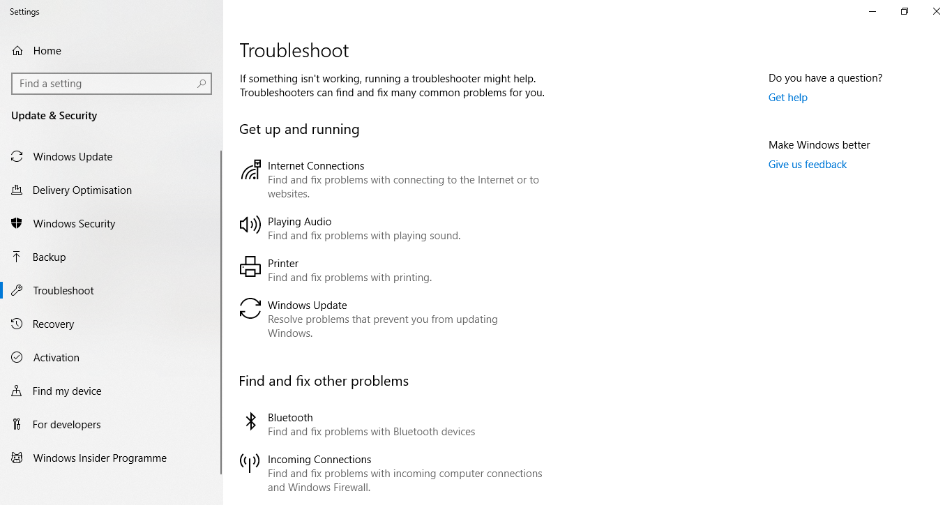 Hardware and Devices Troubleshooter missing in Windows 10 6c88a4bb-d753-4583-9dad-47fe539597e0?upload=true.png