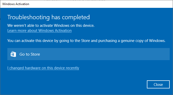 Error: 0x803F7001 when trying to activate Windows 10 Pro 6dd3d415-d33a-4afd-aa73-9709f00a7b65?upload=true.png